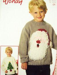 DK christmas sweater Wendy 5595 digital download
