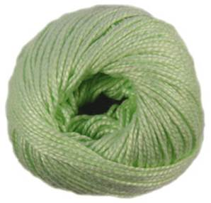 Unbranded mercerised 4 ply cotton in mint