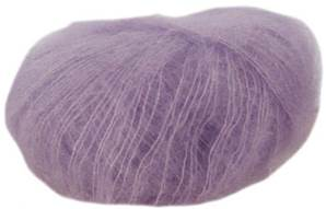 Debbie Bliss Angel kid mohair and silk, 18 Lilac