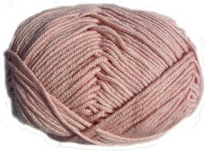 Debbie Bliss Baby Cashmerino, Pale Pink 600
