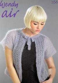 Wendy Air 356 knitting book