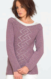 DK womans sweater Sublime 6097, Digital Download