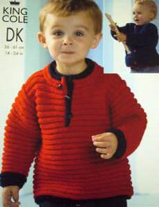 Sweater and cardigan King Cole 2778