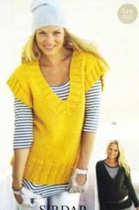 Sweater Sirdar 9386