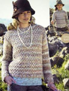 Sweater Sirdar 9655