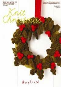 Sirdar knitting book 433 Knit Christmas