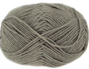 Sirdar Supersoft Aran, 905 Soft Grey