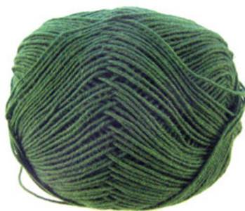 Regia 4 ply sock yarn, Fir 327