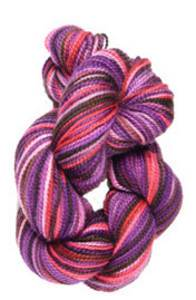 Claudia Addiction sock yarn Plumlicious
