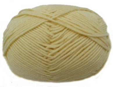 Debbie Bliss Baby Cashmerino, Lemon 1