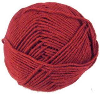 Debbie Bliss Baby Cashmerino, Bright Red 34