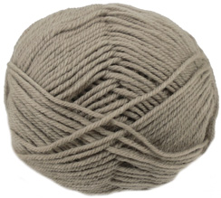Cygnet Superwash pure wool DK yarn, Stone, 4199