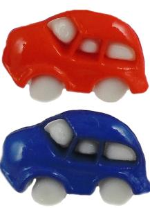 Racing car Buttons
