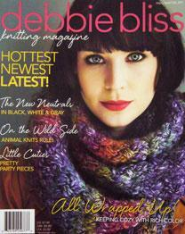 Debbie Bliss Magazine Winter / Fall 2011