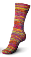 Regia Design Line sock yarn 3307 Summer | Garden Effects
