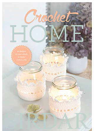 Crochet Home Sirdar 484