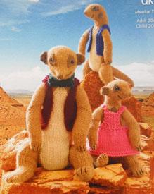 Meerkats King Cole 9005