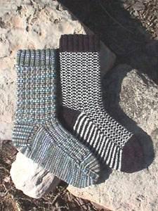 Wildhorse Hopscotch Socks 4 ply slip stitch sock knitting ...