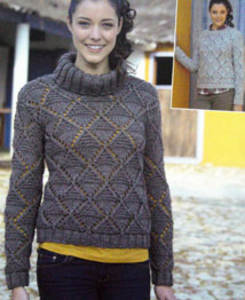 Sweater Sirdar 9619