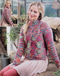 Sweater Sirdar 9849