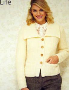 Cardigan Stylecraft 8489