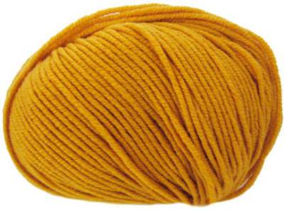 Sublime Egyptian cotton DK 330, Orange Blossom