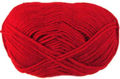 King Cole Baby Comfort Aran, Red 336