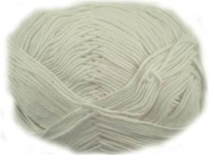 King Cole Bamboo Cotton DK 530, White
