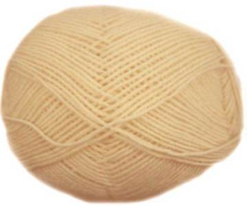Regia 4 ply sock yarn, Cream 1992/600