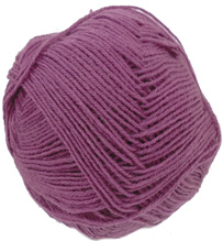 Cygnet Wool Rich 4 ply yarn, 1048, Mauve