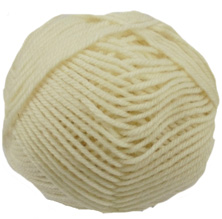 Cygnet Superwash pure wool DK 2195, Cream