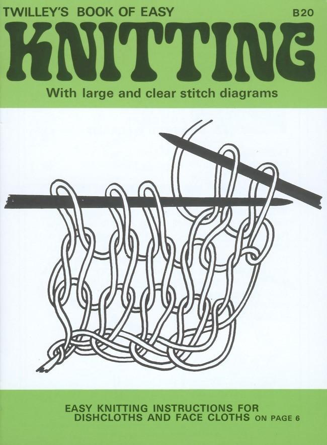 Twilleys book of easy knitting, B20