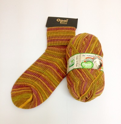 Opal Schafpate 8 sock yarn 9203 Space
