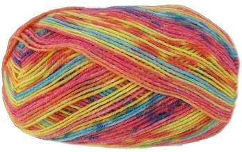 Opal 4 ply sock yarn, Little Prince and the Fountain, 7766