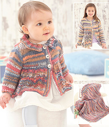 Chunky coats and blanket Sirdar 4793 Digital Download