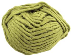 Sirdar Big Softie 321, leaf green