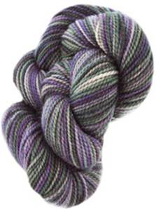 Claudia Addiction sock yarn Artichoke