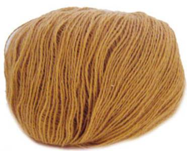 Katia Inox lace yarn, 207 honey