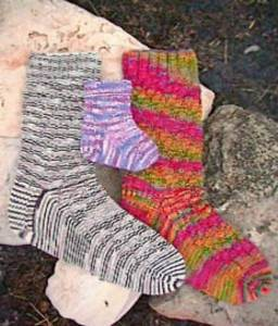 Three Bears Socks digital download