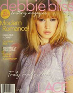 Debbie Bliss magazine summer 2011
