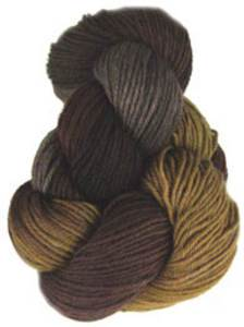 Lornas Laces Shepherd Sock 4 ply, Safari
