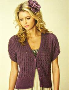 Womens DK knitting patterns | modern knitting