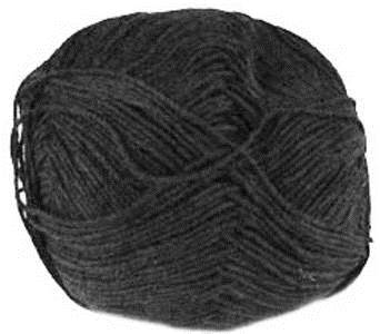 Katia Mississippi 3 4 ply, 328 black