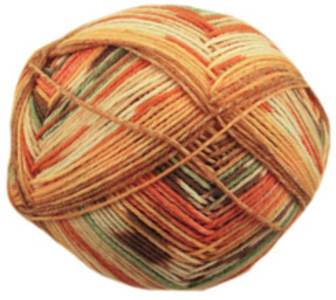 Austermann 6 ply sock yarn 109
