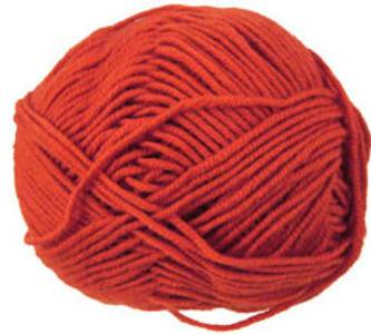 Debbie Bliss Baby Cashmerino, Orange Earth 67