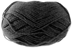 Hayfield DK with wool, 103 Black