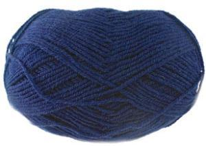 Hayfield DK with wool, 95 Navy