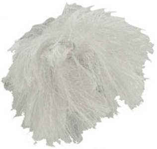 Katia Lolita 610 scarf yarn, Ice White