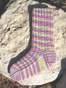 Parallel Socks, Wild Horse