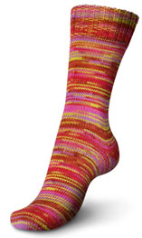 Regia Design Line Garden Effects 4 ply sock yarn 3306 Christmas